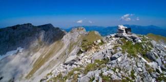Nichts für schwache Nerven: Von der Pyramidenspitze zum Rosskaiser © Gipfelfieber.com