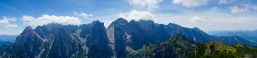 Panorama Wilder Kaiser © Gipfelfieber.com