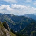 Ammergauer Alpen vom Brandnerschrofen © Gipfelfieber.com
