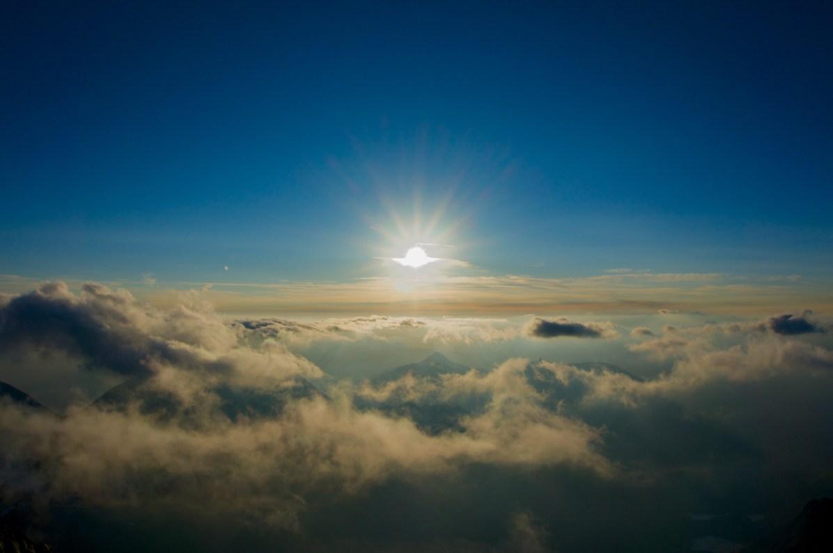 Morgensonne © Gipfelfieber.com