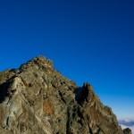 Gipfel & Schlüsselstelle © Gipfelfieber.com