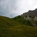 Aufstieg zum Sattel © Gipfelfieber.com