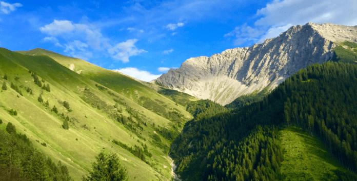 Wanderung auf die Bleispitze: Das Matterhorn vom Auenland