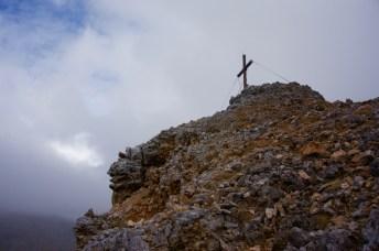 Gipfelkreuz vom Schöneck © Gipfelfieber.com