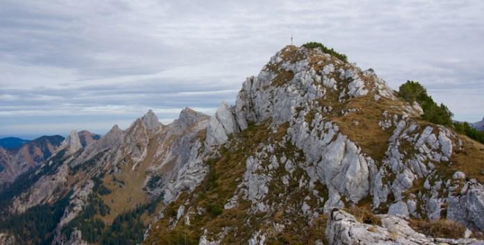 Hoher Straußberg und die Suche nach den Steinböcken