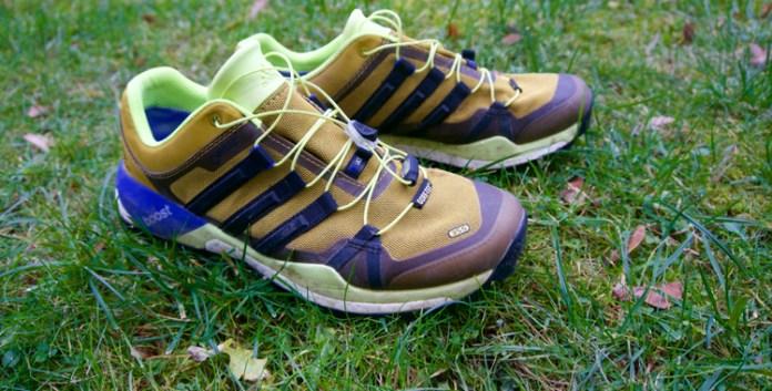 Adidas Terrex Boost GTX im Test ©Gipfelfieber