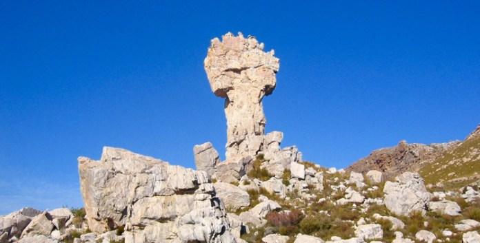 Südafrika: Maltese Cross – Wandern zum Steinernen Kreuz
