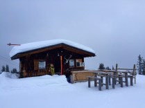 Gustis Jagdhütte stand ursprünglich woanders ©Gipfelfieber