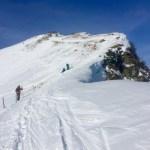 Die letzten Meter zum Gipfel ©Gipfelfieber
