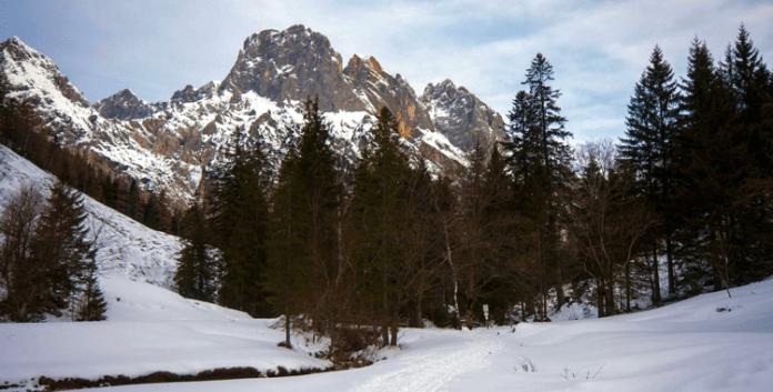 Auf Säumerpfaden durchs Klausbachtal
