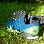 Adidas Terrex Agravic GTX in blau ©Gipfelfieber