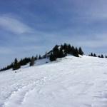 Flacher Gipfelaufbau ©Gipfelfieber