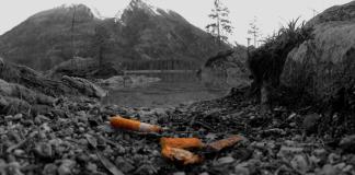 Warum nur, lieber Raucher? ©Gipfelfieber