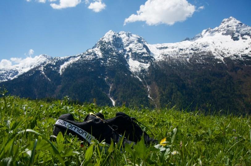 Salomon Speedcross 3 in Schwarz ©Gipfelfieber