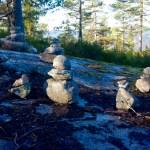 Steinmandl weisen den Weg ©Gipfelfieber