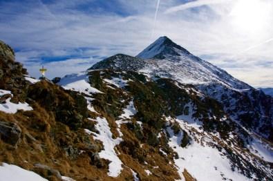 Linie zum Gipfel ©Gipfelfieber