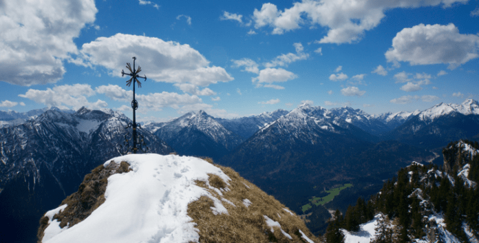 Sonnenberggrat: Hochtourengefühle auf 1600 Meter ©Gipfelfieber