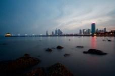 Qingdao bei Nacht ©Gipfelfieber