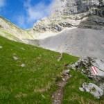 Aufstieg zum Bärenlahnersattel ©Gipfelfieber
