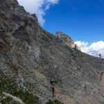 Abstieg zum Scharnitzjoch ©Gipfelfieber