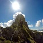 Klettersteig zum Spieljoch ©Gipfelfieber