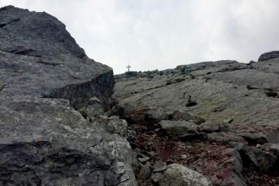 Der Gipfel ist in Sicht ©Gipfelfieber