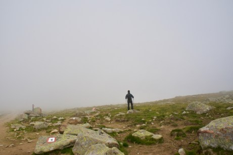 Im Nebel ©Gipfelfieber