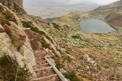 Stufen zum Totensee ©Gipfelfieber