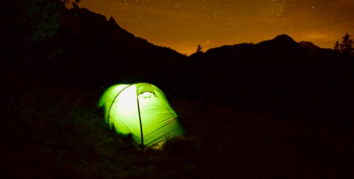 Trekking mit dem Tatonka Kiruna: Leichtes 2-Personen-Zelt im Test ©Gipfelfieber