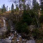Wasserfall am Weg ©Gipfelfieber