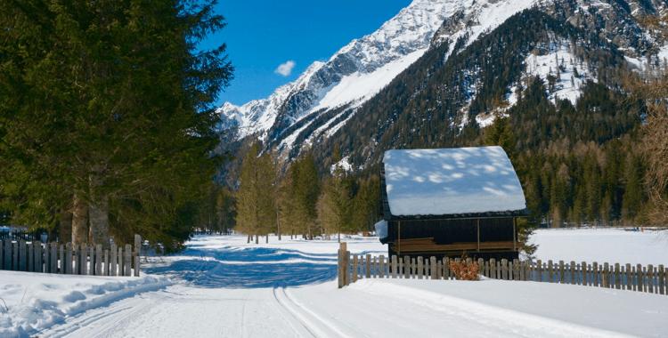 Am Antholzer See: Langlaufparadies mit Kitsch-Garantie ©Gipfelfieber