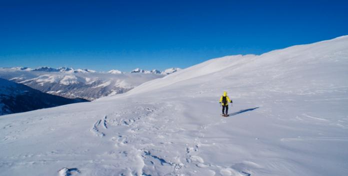 Davoser Wintermärchen: Schneeschuhwandern auf der Pischa ©Gipfelfieber