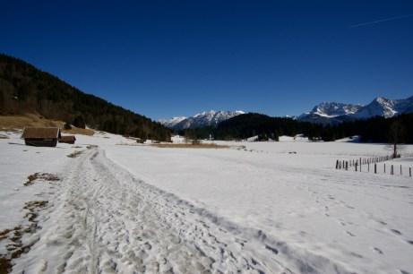 Geroldsee und Karwendel ©Gipfelfieber