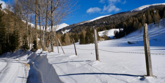 Nockberge ohne Ski: Einkehrschwung im Falkerthaus ©Gipfelfieber