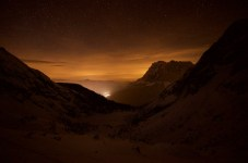 Zugspitze am Abend ©Gipfelfieber