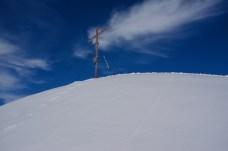 Gipfelkreuz der Engelspitze ©Gipfelfieber