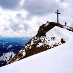 Hochgern Gipfelkreuz ©Gipfelfieber