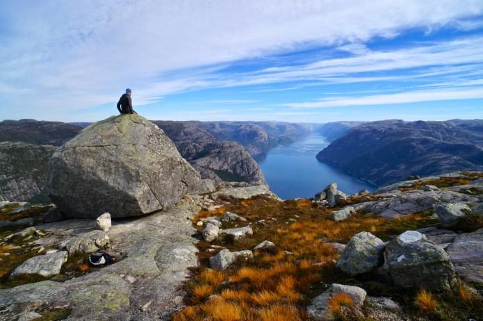 Norwegens Fjorde zu Wasser und zu Fuß: Natur im Überfluss