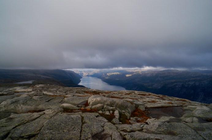 Düsterer Lysefjord ©Gipfelfieber