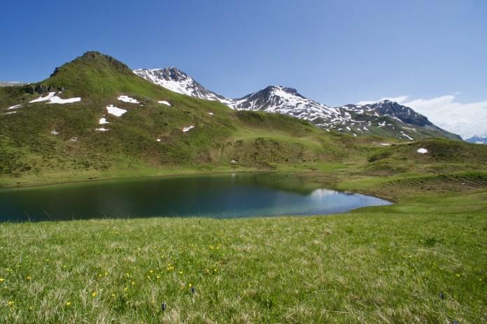 Fünf Bergseen für heiße Sommertage: Von echten Geheimtipps und echten Schmuckstücken