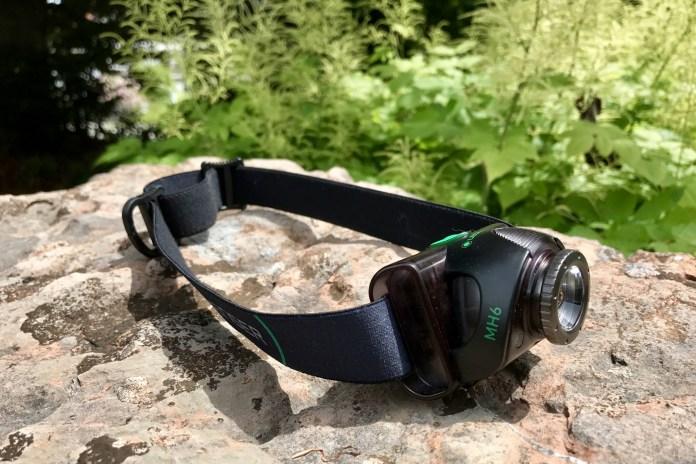 Ledlenser MH6 Stirnlampe im Test: Und es werde Licht