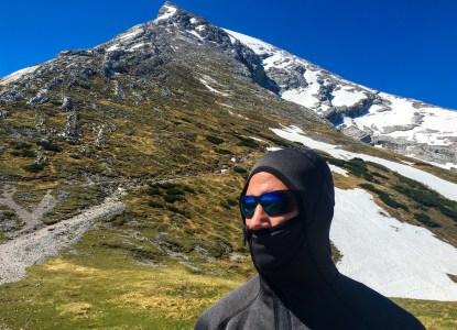 Die 66 North Vik Hooded Jacket Fleecejacke im Test: Schnelle Wärme leicht gemacht ©Gipfelfieber
