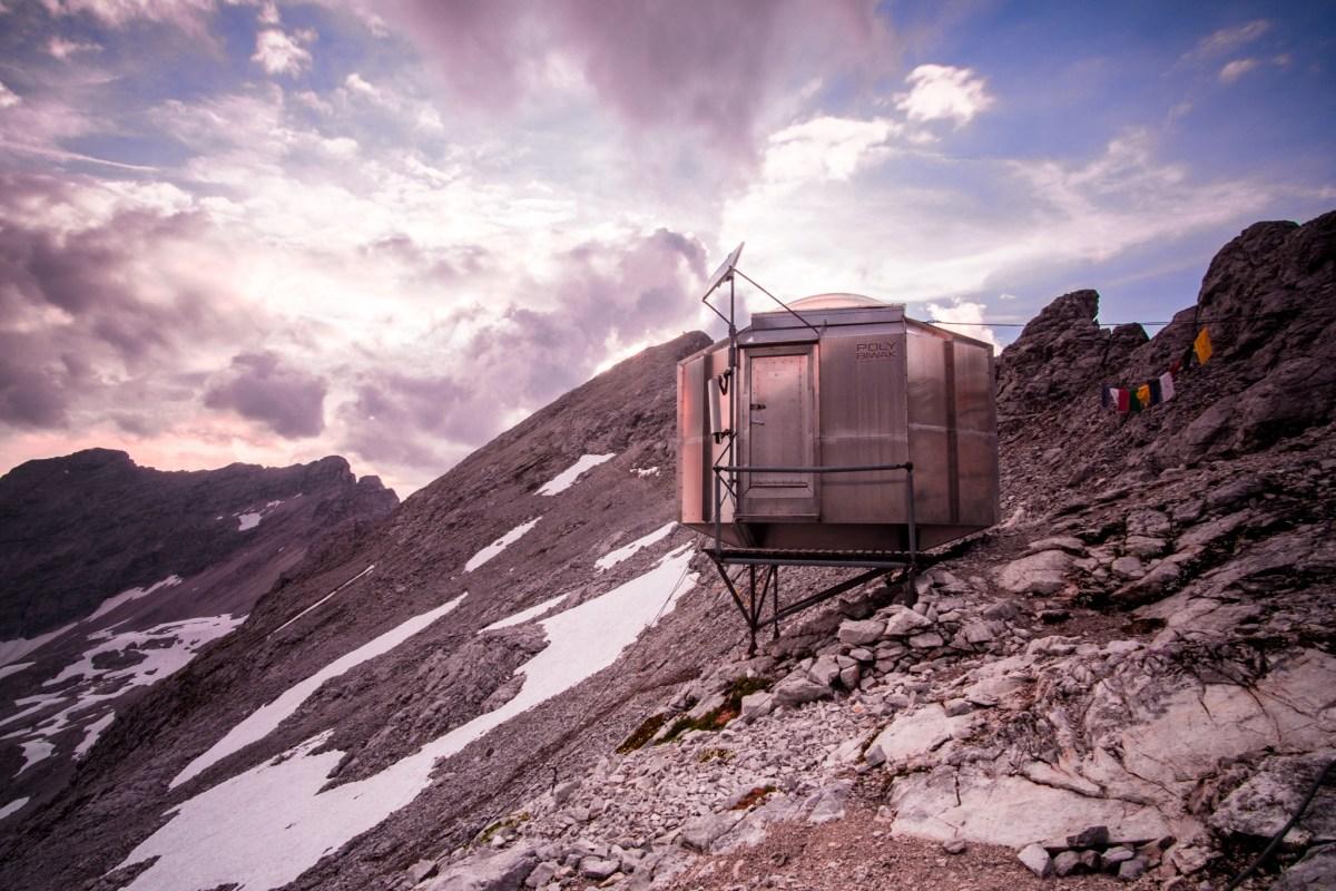 Eine Reise wie zum Mond - Zur Laliderer Spitze im stillsten Winkel des Karwendels