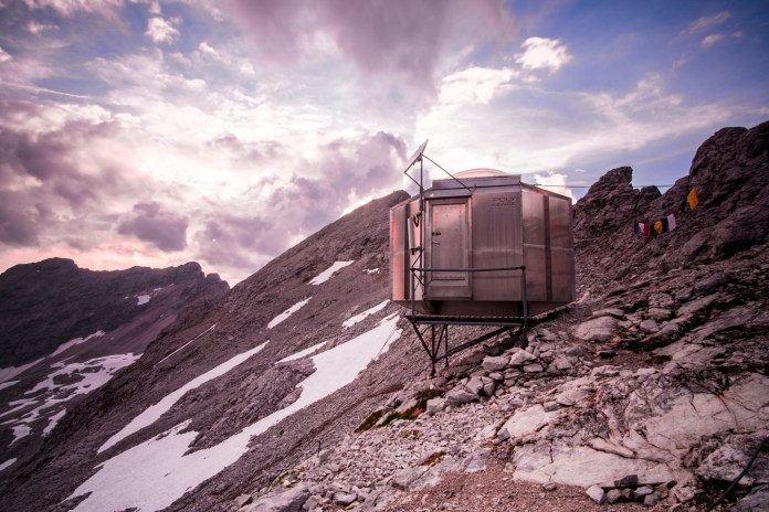 Eine Reise wie zum Mond - Zur Laliderer Spitze im stillsten Winkel des Karwendels ©Gipfelfieber