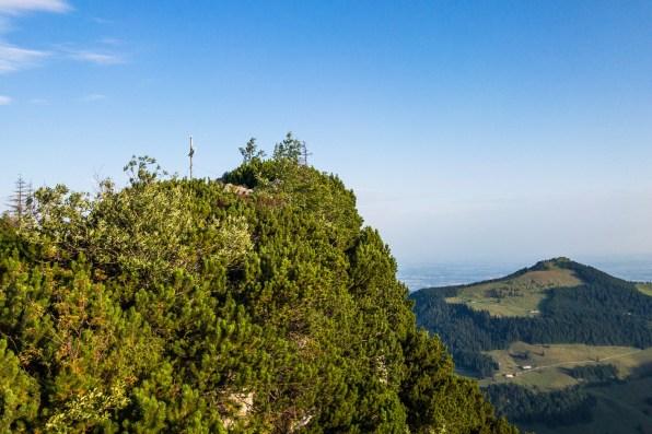 Am Ausstieg vom Klettersteig ©Gipfelfieber