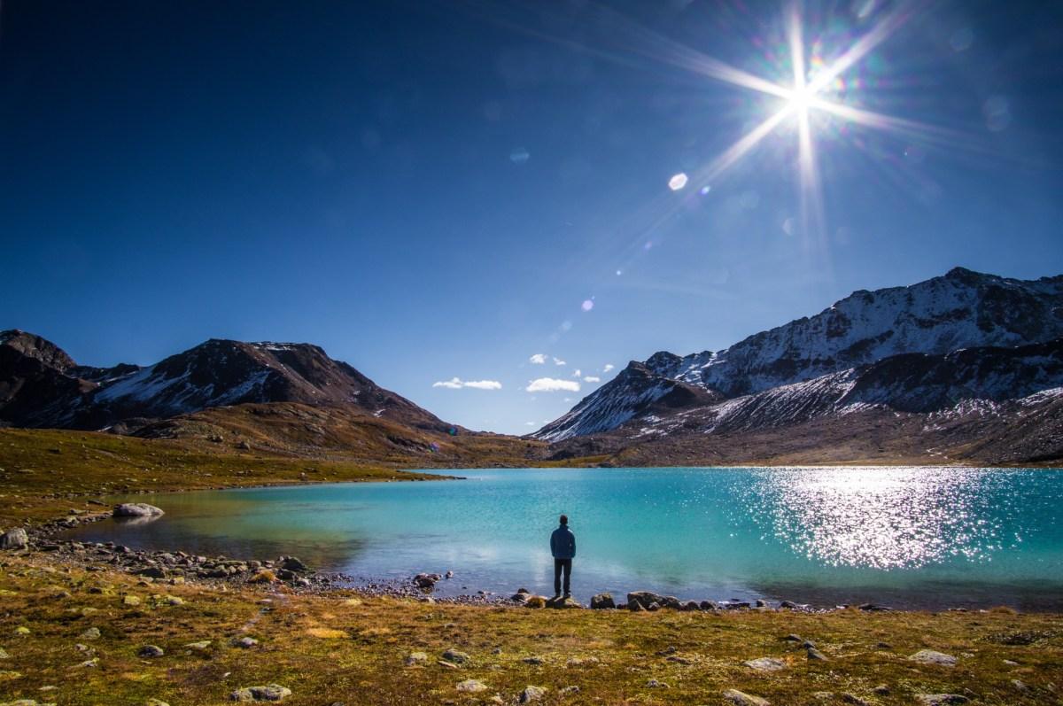 Zu den Jöriseen: Die vielleicht schönste Wanderung der Schweiz? ©Gipfelfieber