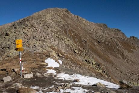 Der breite Grat zum Jörihorn ©Gipfelfieber