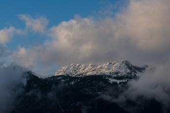 Erste Winterboten ©Gipfelfieber