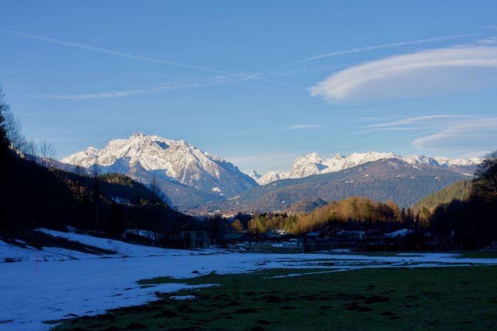 Gewinnspiel zum 7. Winter Outdoor Festival in Berchtesgaden: Auf Schneeschuhen ins Glück