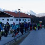 Start in Oberau ©Gipfelfieber